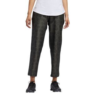 Adidas Pull-On Printed Stretch Crops Pants XS